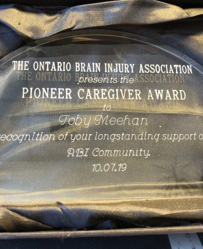 Pioneer Caregiver Award Winners