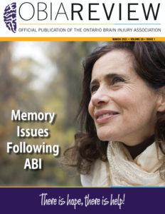 OBIA REVIEW Magazine | Resources | Ontario Brain Injury Association
