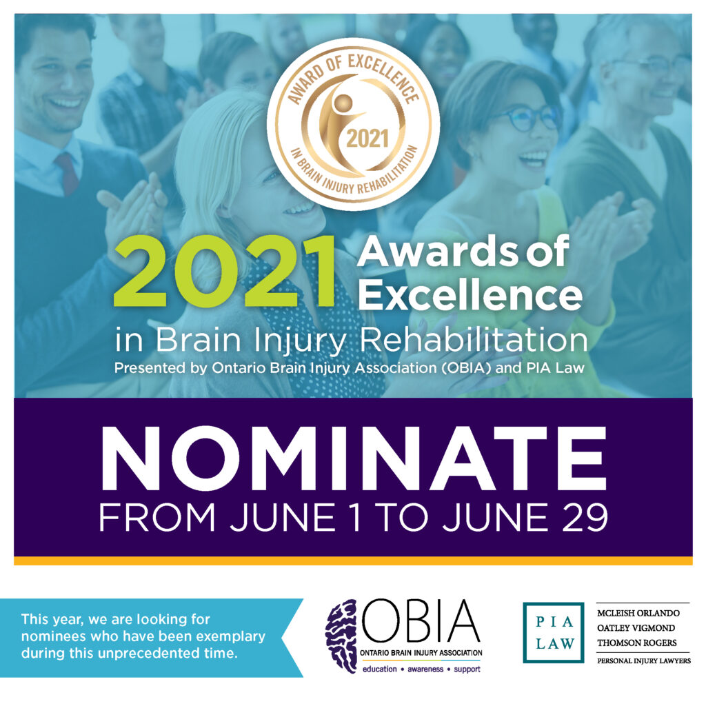 2021 Awards of Excellence Nominate from June 1 to June 29