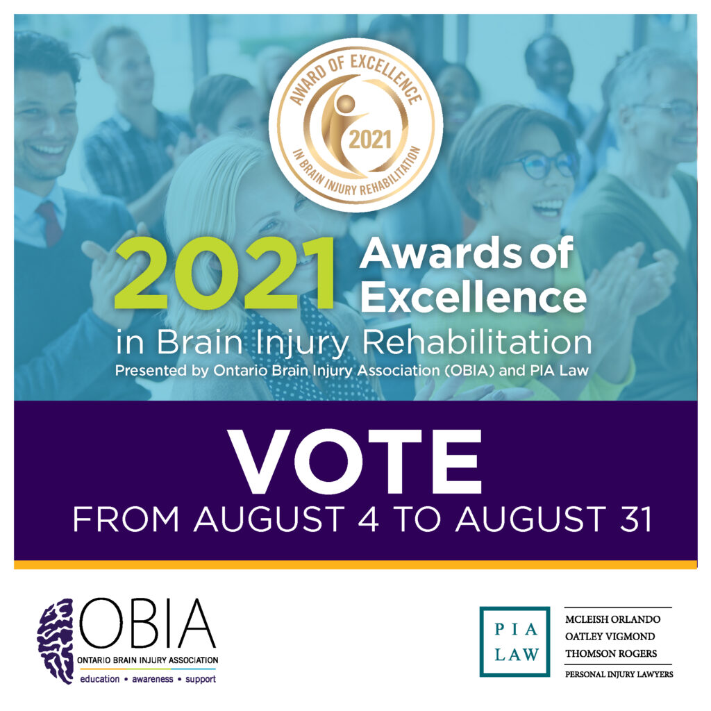 Awards of Excellence - Vote from Aug 4 to 31, 2021