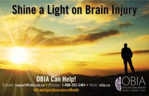 Shine the Light on Brain Injury - Poster 2