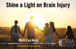 Shine the Light on Brain Injury - Poster 3