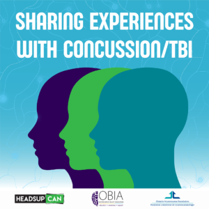 Sharing Experiences with Concussion/TBI podcasts